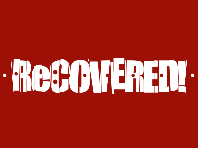 Recovered logo.